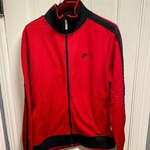Nike men's track jacket XL